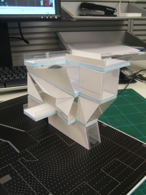 Model-of-North-Tower